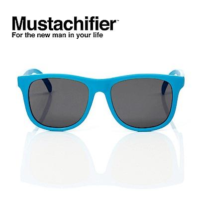 Hipsterkid 美國 抗UV時尚嬰童偏光太陽眼鏡 - 夏日藍款 (3-6歲)