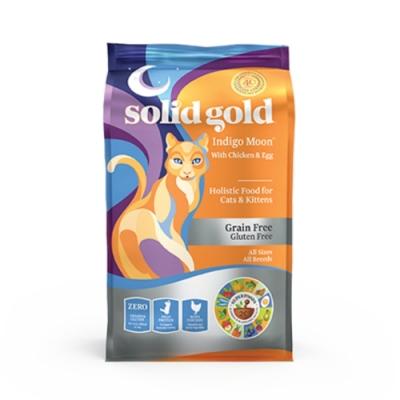 Solid gold速利高-貓在屋頂曬月亮-低敏全年齡超級寵糧 3LBS/1.36KG