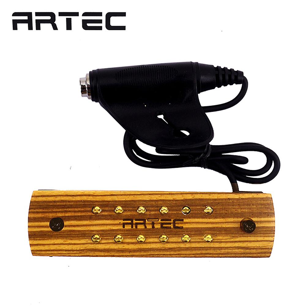 ARTEC WSH12-ZB-OSJ 木吉他外接式拾音器(雙線圈)