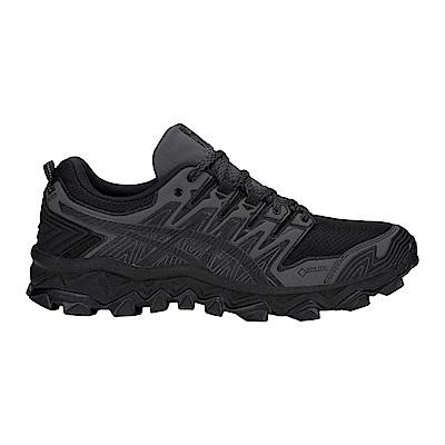 Asics Gel-FujiTrabuco7 G-TX跑鞋1011A209黑