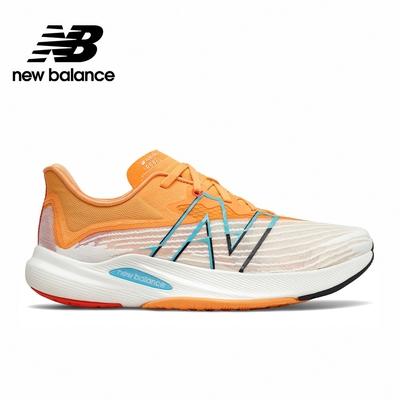 【New Balance】輕量跑鞋_男性_黃色_MFCXLG2-2E楦