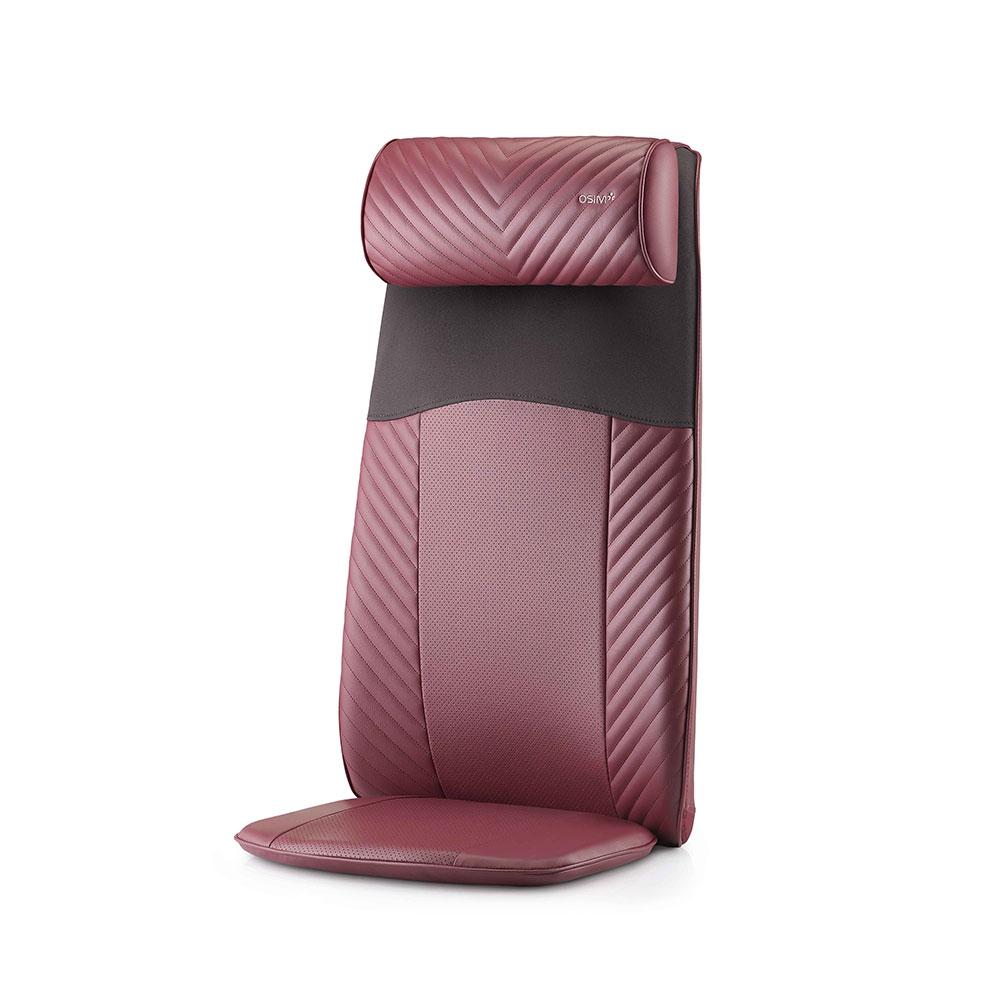 【預購】OSIM 背樂樂 按摩背墊/肩頸按摩 OS-260 (紅色) [熱銷推薦]