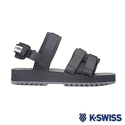 K-SWISS Delfina休閒涼鞋-男女-黑