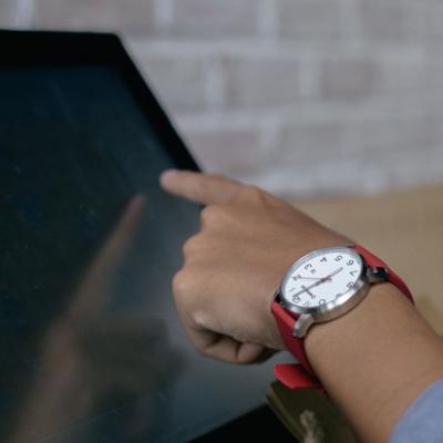 WENGER Avenue 城市美學時尚腕錶(01.1621.105)35mm