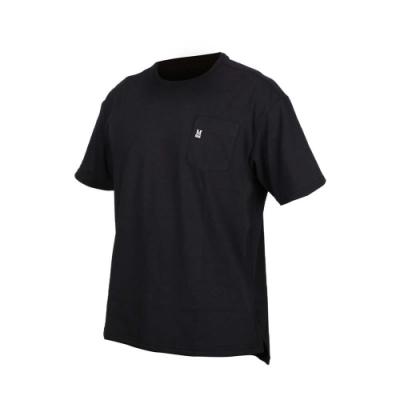 MIZUNO 男 1906系列短袖T恤 黑白