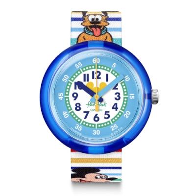 FlikFlak 兒童錶 MICKEY RAINBOW -31.85mm