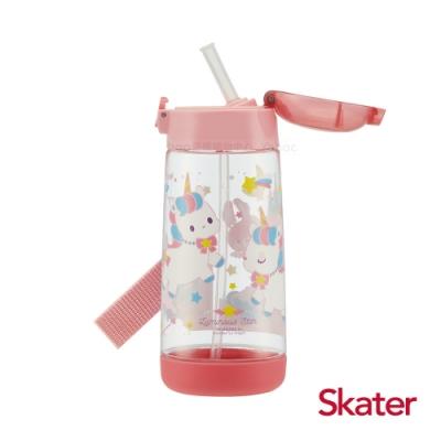 Skater PET吸管水壺(480ml)獨角獸