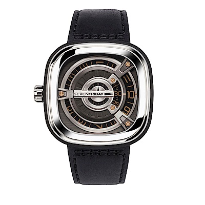 SEVENFRIDAY M1-3 潮流新興瑞士機械腕錶