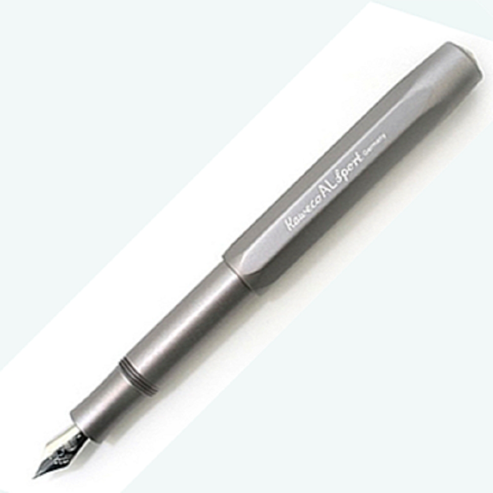 德國KAWECO AL SPORT系列鋼筆*金屬灰