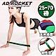 AD-ROCKET PRO FITNESS 橡膠彈力帶(綠色25-70磅)/拉力繩/阻力 product thumbnail 2