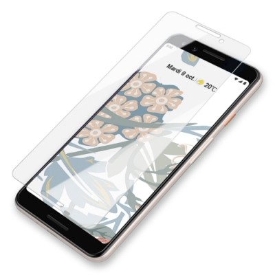 GOOGLE Pixel 3 曲面 高清透明 9H 鋼化玻璃膜 手機 保護貼 ( GOOGLEPixel3保護貼 Pixel3保護貼 GOOGLEPixel3 )