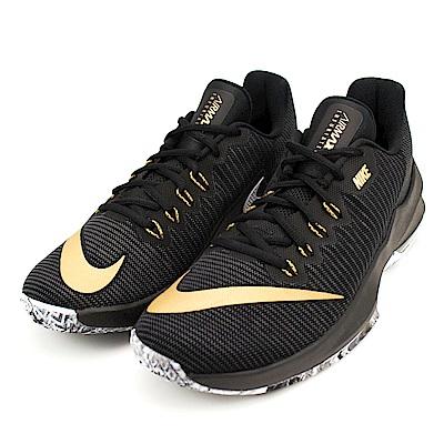 NIKE-男籃球鞋908975090-黑