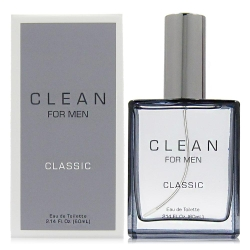 CLEAN For Men Classic 同名經典男性淡香水60ml