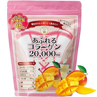 即期良品-日本皇后與公主 極濃2萬毫克膠原蛋白粉 250g(25日份)