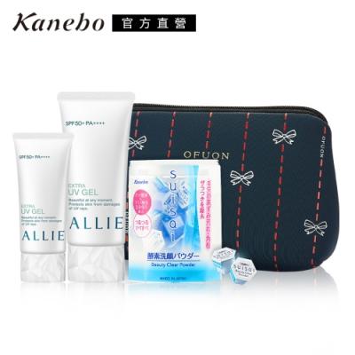 Kanebo 佳麗寶 ALLIE EX UV高效防曬水凝乳潔顏新春雙星組