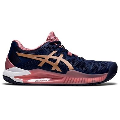 ASICS 亞瑟士 GEL-RESOLUTION 8 女  網球鞋  1042A072-404