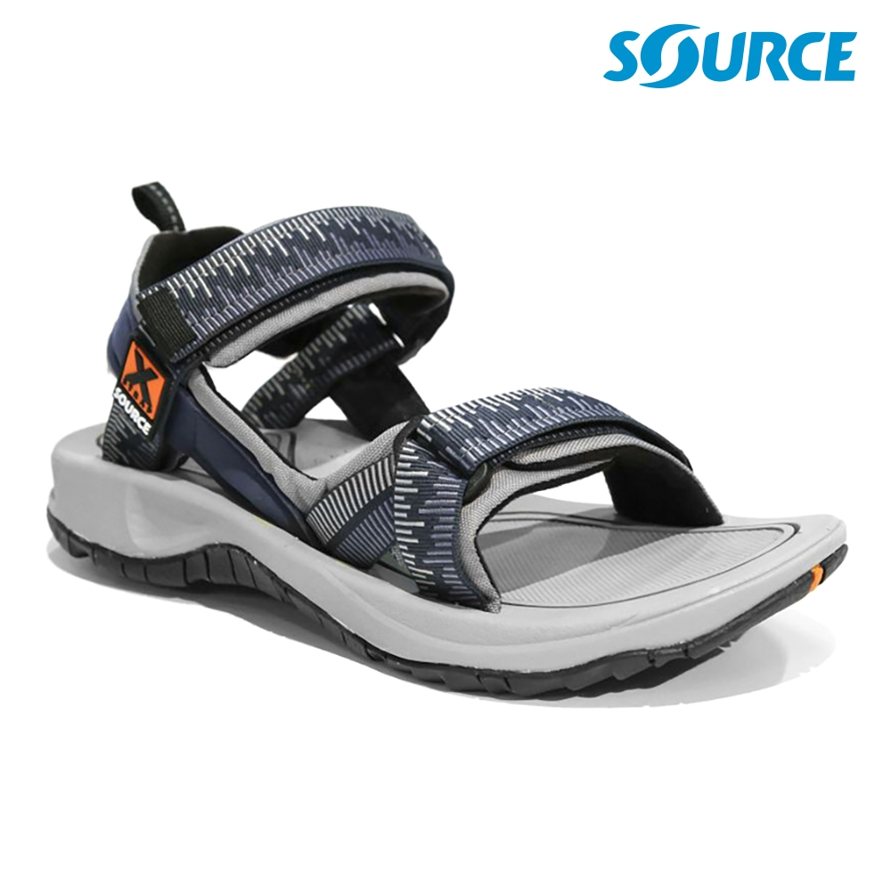SOURCE 男 Gobi Comfort 健走型運動涼鞋 102091VB / 藍色