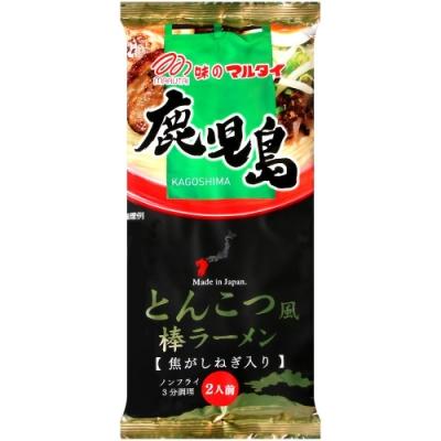 Marutai丸太 鹿兒島豚骨風味拉麵(187g)