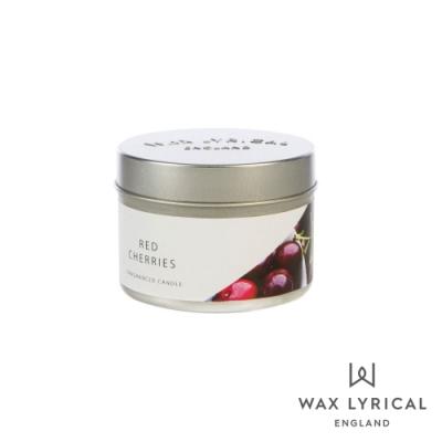 英國 Wax Lyrical 英式經典系列香氛蠟燭 紅櫻桃 Red Cherries 84g