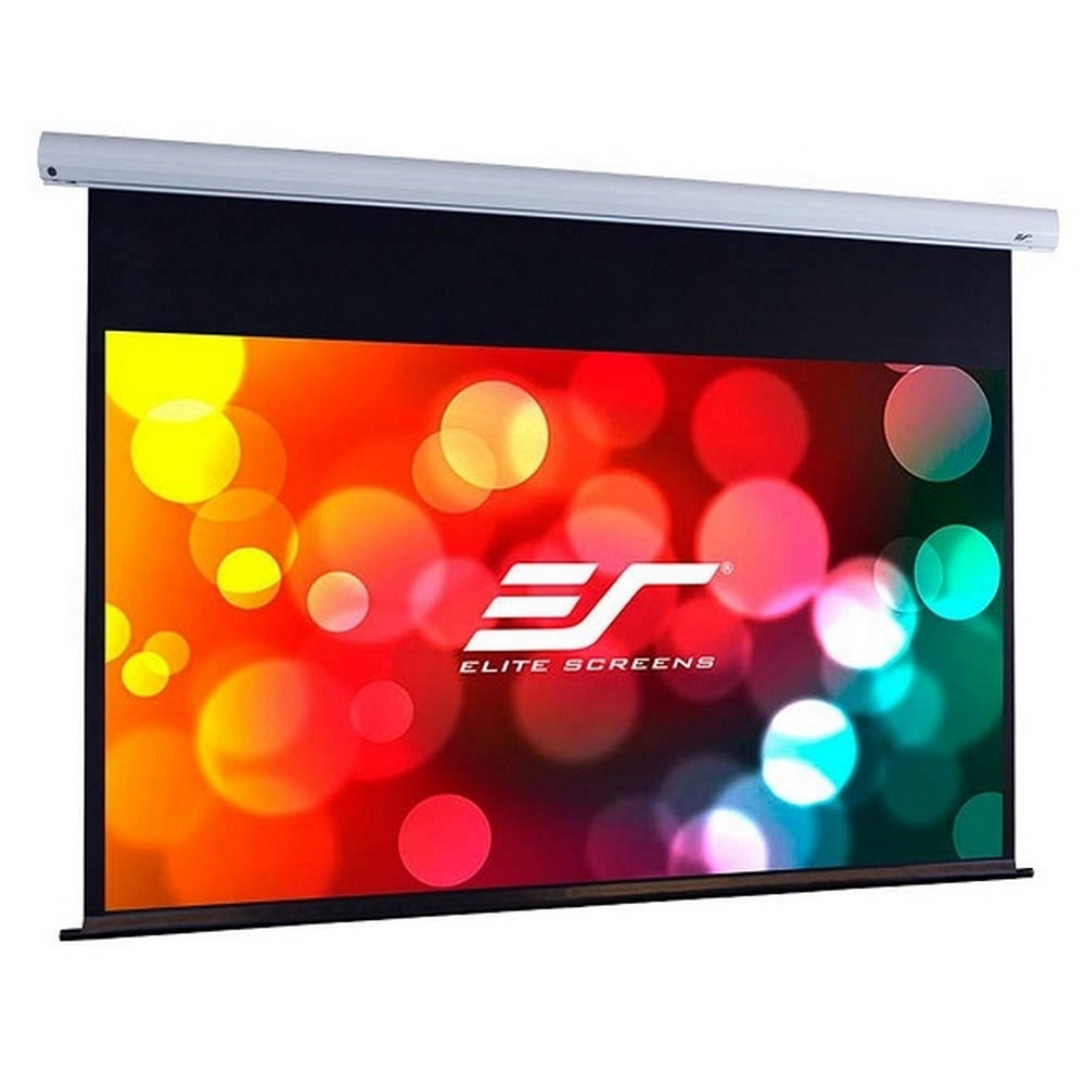 Elite screens 億立銀幕 100吋 16:9 高級款獵隼型電動幕-玻纖布- SK100XHW-E24