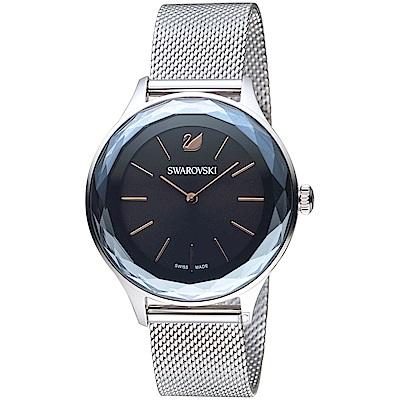 SWAROVSKI施華洛世奇Octea Nova系列都市切面腕錶(5430420)