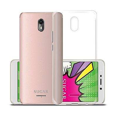 Xmart for Sugar P1 5.7 吋 超薄清柔水晶保護套