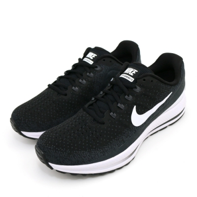 NIKE AIR ZOOM VOMERO 13 男慢跑鞋 黑色