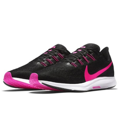 NIKE  慢跑 健身 運動鞋 男鞋 黑粉 CQ4814016 AIR ZOOM PEGASUS 36