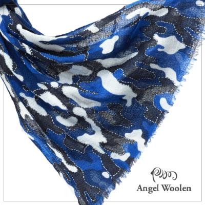 【ANGEL WOOLEN】印度手工羊毛披肩(緣來)