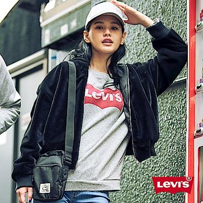 Levis 連帽外套 絨面 寬鬆版型