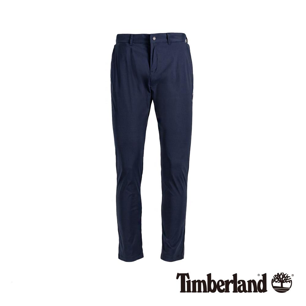 Timberland 女款深寶石藍防潑水工裝褲|B3204