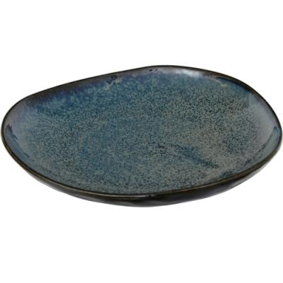 《Tokyo Design》鈷藍餐盤(質樸16.5cm)
