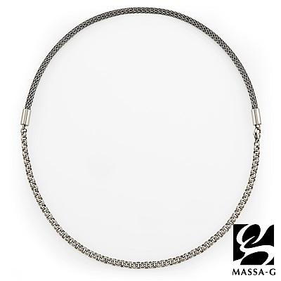 MASSA-G Titan戀鍊主義4mm超合金鍺鈦項鍊
