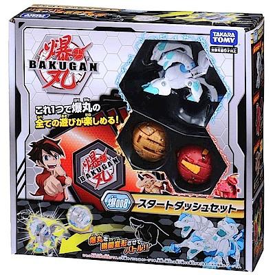 任選日本爆丸卡片遊戲組合VOL.1 BP-008 附3顆爆丸BK12395 BAKUGAN