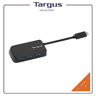 Targus ACH224 USB-C 4-Port Hub 集線器