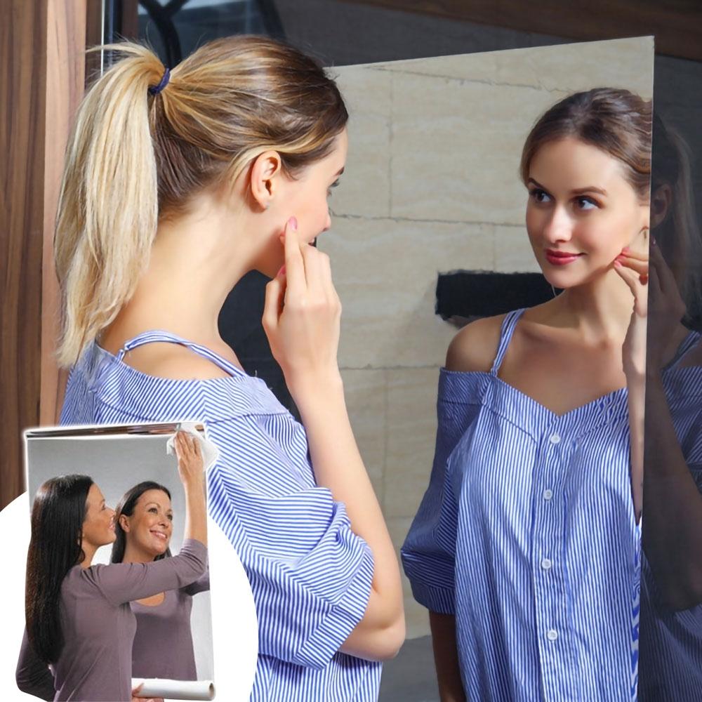 鏡面穿衣鏡牆貼60*100cm