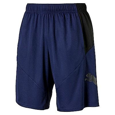 PUMA-男性訓練系列大跳豹短褲-重深藍-歐規