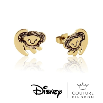 Disney Jewellery by Couture Kingdom迪士尼獅子王辛巴耳釘