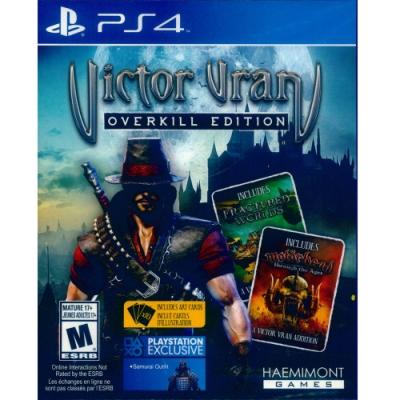 獵魔奇俠:過度殺戮版 Victor Vran: Overkill Edition - PS4 英文美版