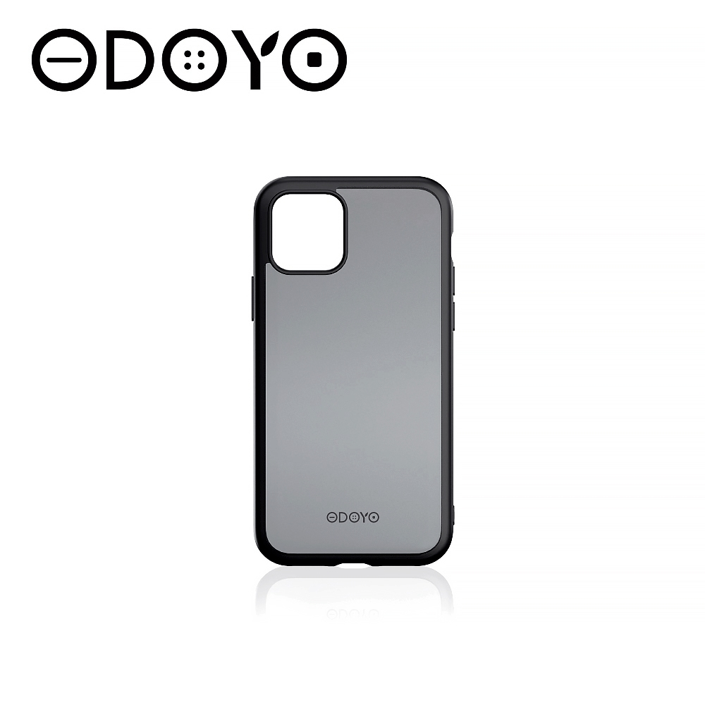 【ODOYO】iPhone 11 Pro Max 6.5吋邊框強化防震背蓋