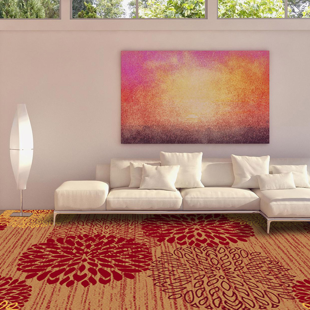 范登伯格 - 麗宴 現代地毯 - 花魁 (200 x 290cm)