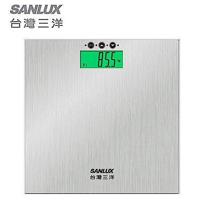 台灣三洋SANLUX數位BMI體重計 SYES-302
