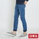 EDWIN 大尺碼迦績褲JERSEYS復古棉感窄直筒褲-男-拔洗藍 product thumbnail 2