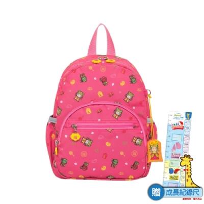 【IMPACT】後背包-Q版媽祖系列-粉紅色 IMMZ001PK