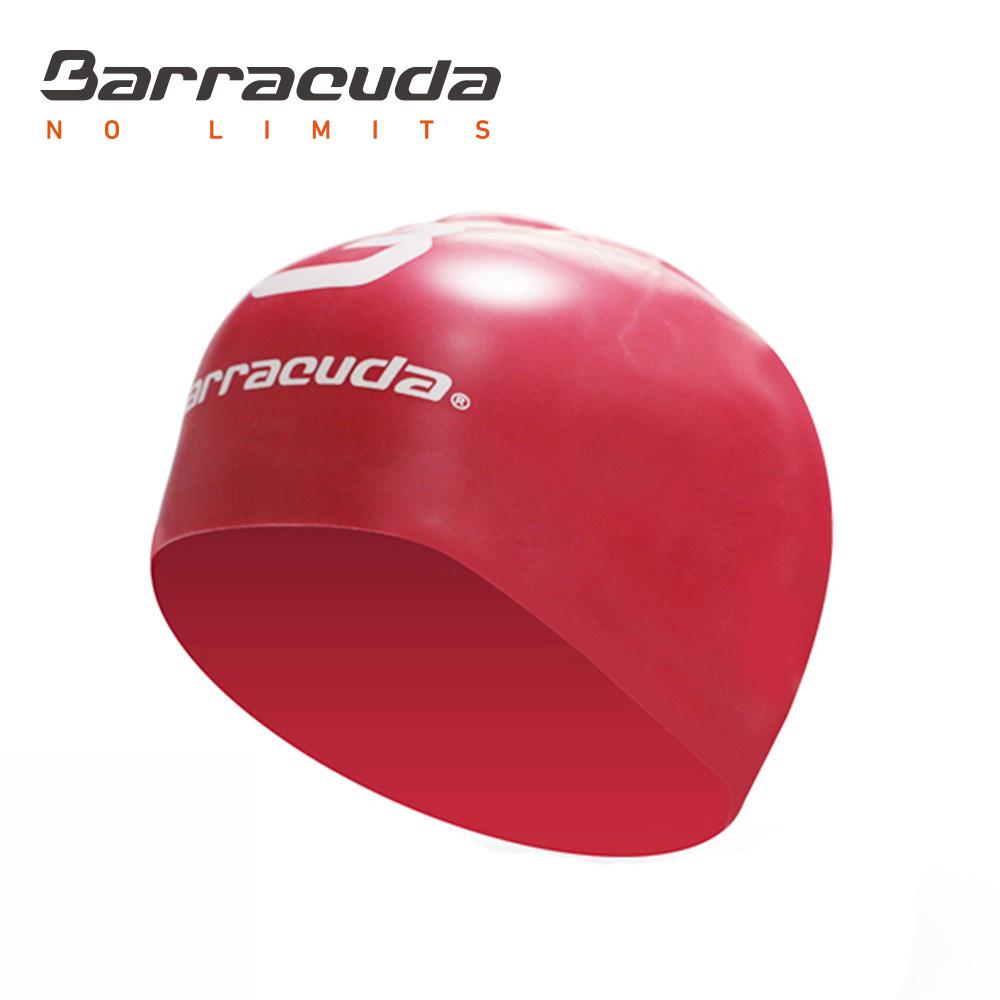 巴洛酷達 成人矽膠3D泳帽 Barracuda 3D Silicone Cap