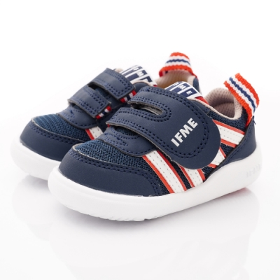 IFME健康機能鞋 輕量學步鞋款 ZE10211藍(寶寶段)