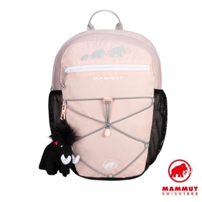 【Mammut】First Zip 8L 多用途兒童後背包 糖果粉/黑 #2510-01542