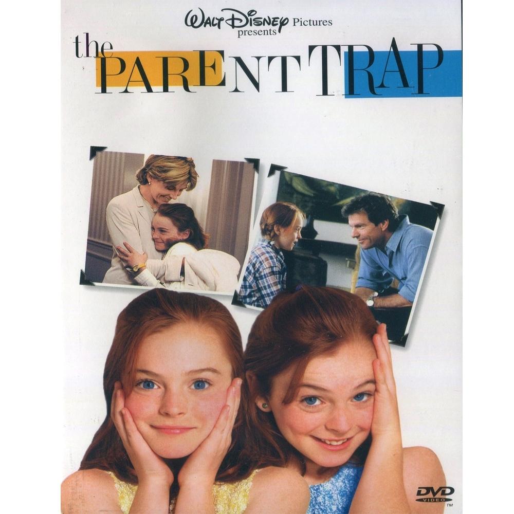 天生一對 The Parent Trap  DVD
