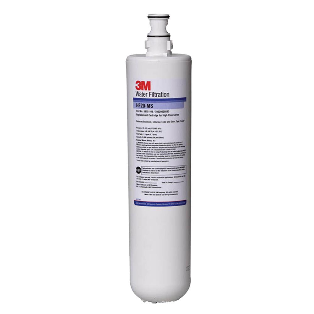 3M淨水器抑垢淨水濾芯HF20-MS