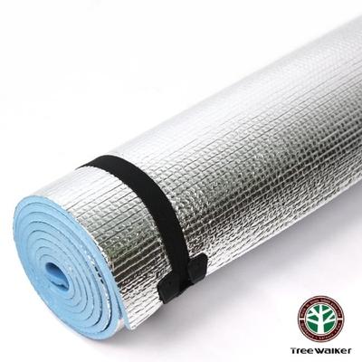 TreeWalker EVA單人鋁箔軟墊(180x50x0.6cm)-兩入組